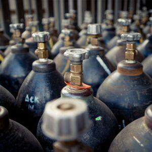 Обмен баллонов с газом (углекислота, аргон, кислород, сварочная смесь)