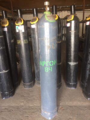 Баллон аргоновый 40 литров