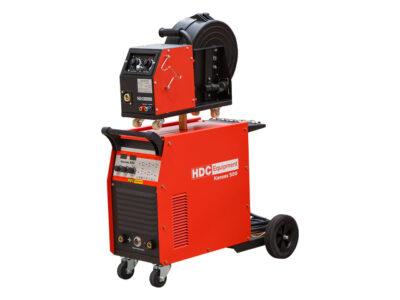Полуавтомат сварочный HDC Kansas 500 (380В, MIG/MAG/FLUX/MMA, евроразъем) (HD-KNS500-E3)