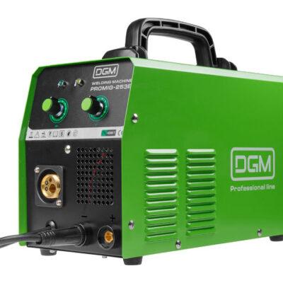 Полуавтомат сварочный DGM PROMIG-253E (220В, MIG/MAG/FLUX, евроразъем, смена полярности)