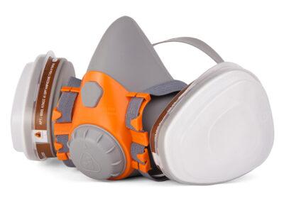 Полумаска без фильтра Jeta Safety