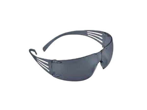Очки открытые 3М Securefit серые PC