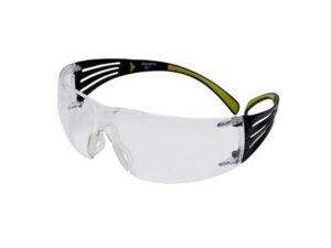 Очки открытые 3М 401 Securefit прозрачные PC, PC- поликарбонатное стнкло)