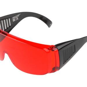 Очки защитные открытые О-11 красные 20351 STARTUL