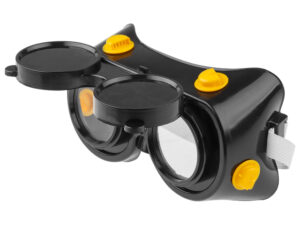 Очки защитные закрытые ЗН-3 для газосварки 20322 STARTUL