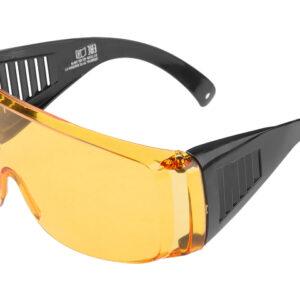 Очки защитные открытые О-8 желтые 20340 STARTUL