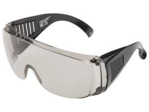Очки защитные открытые О-9 серые 20350 STARTUL