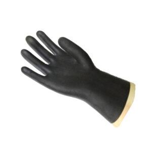 Перчатки КЩС тип 2  размер №7 К20 Щ20 индивид. упак