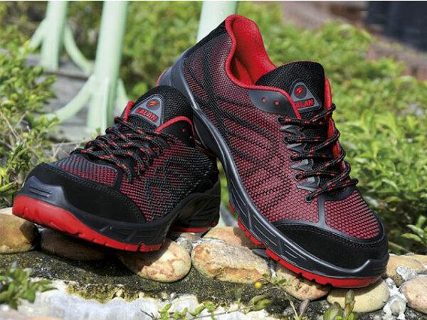 Ботинки рабочие мет. нос Walker р. 44C0170(red))