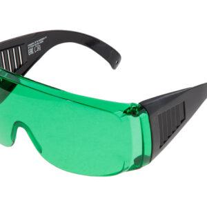 Очки защитные открытые О-12 зеленые 20352 STARTUL