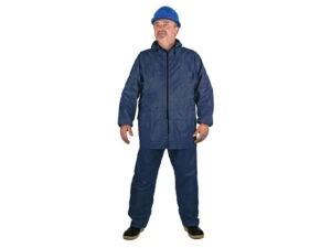 Костюм-дождевик ПВХ Тайфун-К р.48-50 рост 170-176 синий