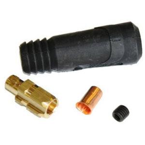 Разъем сварочный DX50 TELWIN 35-50 мм2 (папа)