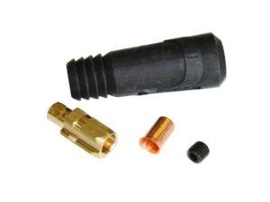 Разъем сварочный DX25 TELWIN 10-25 мм2 (папа)