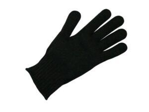 Перчатки п/шерстяные черные 7 класс Спец