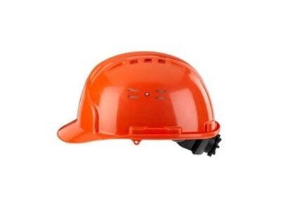 Каска защитная Исток Евро оранжевая