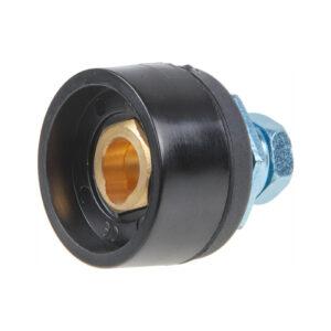 Разъем DX25 Solaris сварочный панельный 10-25 мм2 (мама)