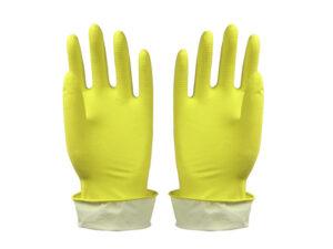Перчатки латексные хозяйственные р-рM