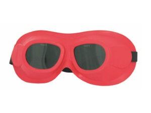 Очки закрытые СОМЗ ЗН18  DRIVER RIKO серые