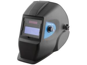 Щиток сварщика  с самозатемняющимся светофильтром Solaris ASF435S; шлифовка)