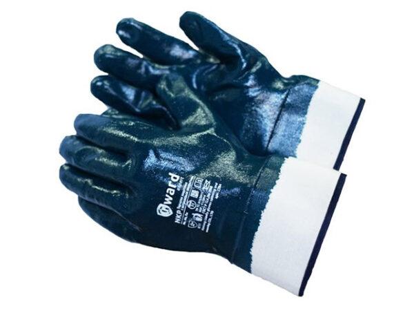 Перчатки нитриловые, полное покрытие 11р