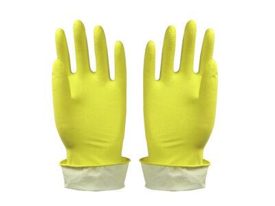 Перчатки латексные хозяйственные р-рS