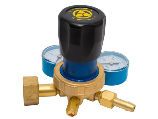 Редуктор кислородный БКО-50-4-2ДМ (крупногабар., давл. 20/1,25МПа; 50м3/ч; ф9мм)