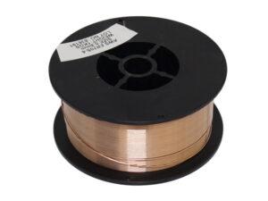 Сварочная проволока BRIMA омедненная ER 70S-6 ф1,0мм (катушка 15 кг)