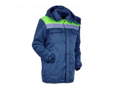 Куртка утепленная с капюшоном Эксперт Люкс р.56-58 рост 170-176, РФ