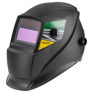 Щиток сварщика  с самозатемняющимся светофильтром DGM V6000