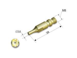 Мундштук внутренний №5П (100-200мм) к резаку Р3 300 П