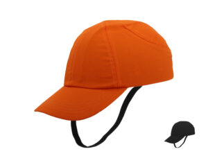 Каскетка защитная RZ ВИЗИОН CAP черная