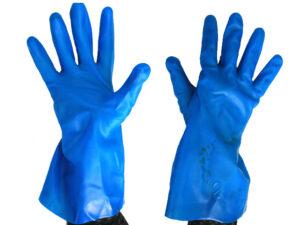 Перчатки нефтемаслостойкие р-р 2