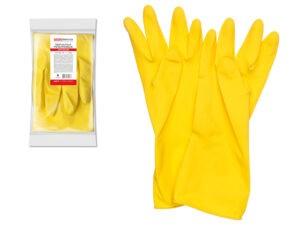 Перчатки латексные хозяйственные Optimum, размер М, PROservice