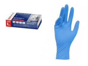 Перчатки нитриловые Standard, 100 шт., размер 9/L, PROservice