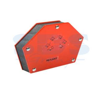 Держатель  Rexant угольник магнитный для сварки на 6 углов усилие 34 Кг