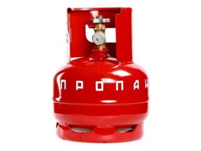 Газовый баллон 5 литров
